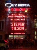 Steven Wilson à L'Olympia
