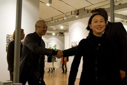アキルミさんとオノデラユキさん