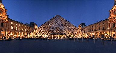 Visite virtuelle : Musée du Louvre