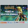 FRANCE 98 - SELECTION MONDIALE