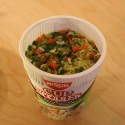 CUPNOODLES Wasabi