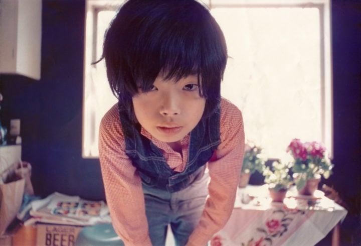 子供時代の写真